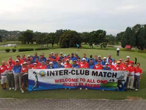 Inter-Club Match KRPM vs Tiara Melaka Golf Country Club (Home), 27th August 2017