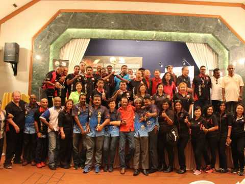 30th Anniversary Darts Inter-Club Tournament