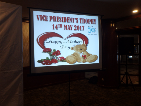 Vice President's Trophy 2017